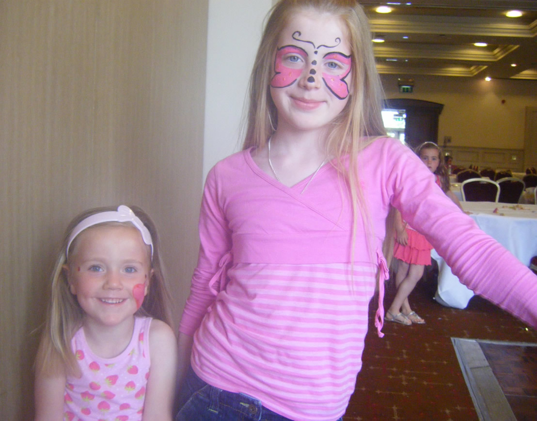 Face Painting and Balloon Modelling Party